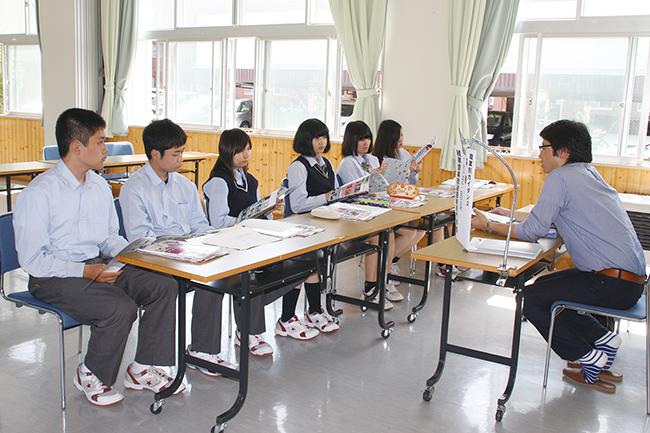 苫小牧高等商業学校画像
